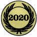 Jahreszahl 2020